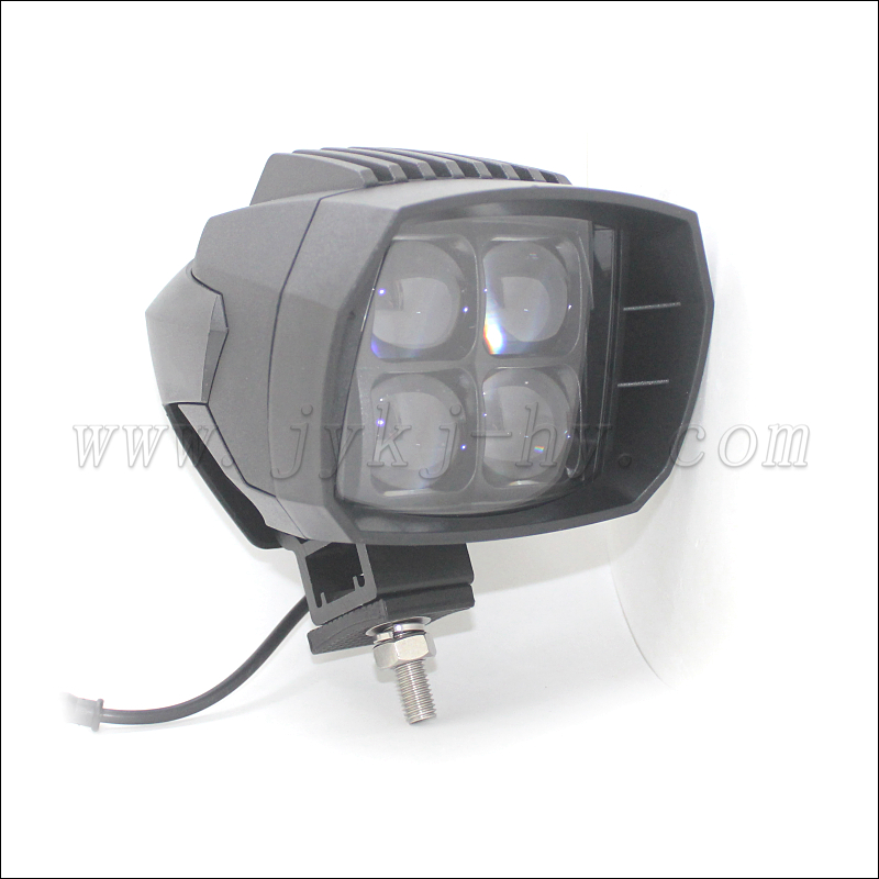 Excellent Heat-Spreading T6 Chips Spot Flood Beam 4Inch 40W LED Driving Work Light