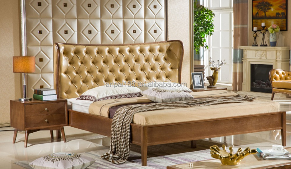 latest double bed designs wooden bed designs wood bed - buy wooden
