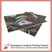 Cheap Price Art Paper Soft Cover Magazine Printing