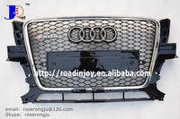 RSQ5 CAR FRONT BUMPER MESH GRILLE FOR AUDI Q5 2008-2012 MODEL