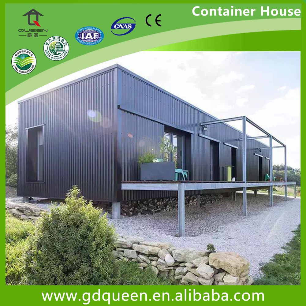 rural luxury container manufactured homes