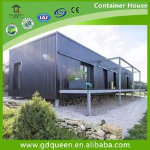 rural luxury storage container manufactured homes