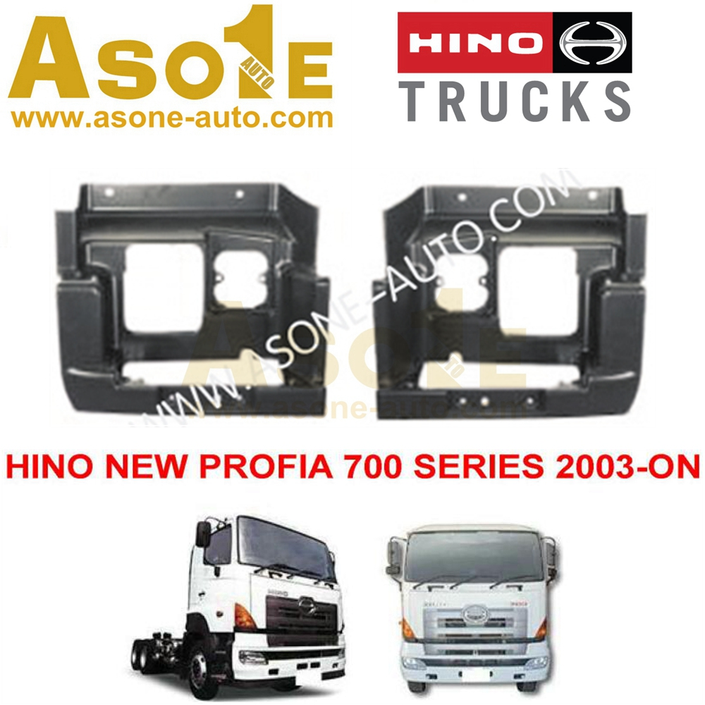 HINO NEW PROFIA 700 SERIES 2003-ON Truck Step Panel Lower