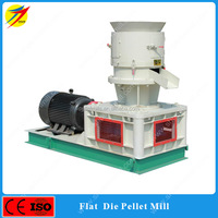 China supplier cattle horse feed pellet mill machine for cereal straw grass