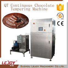 Automatic Continuous Chocolate Tempering Machine