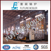 Oil / Gas fired Organic Heat Carrier Boiler