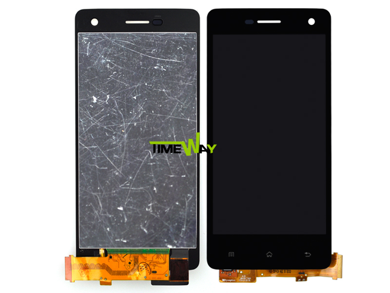 2017 china supplier for oppo r809 lcd display completely, famous demestic brand for oppo r809 touch digitizer assembly
