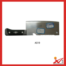rubber and plastic Manufacturer stainless steel kitchen knife AC19
