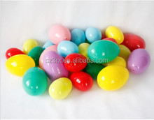 hight quality New mini empty capsule for kids play vending plastic egg capsule toy wholesale