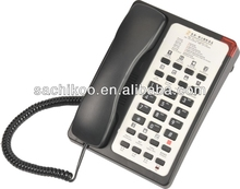 Large Button Telephone /Big Number Phone/SN-0008 hotel telephone in corded telephone/Single-line Telephone