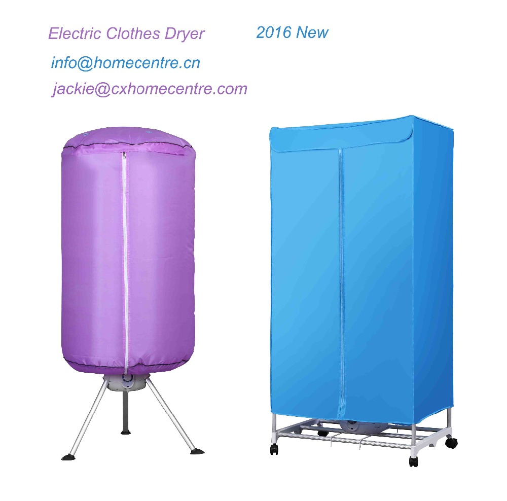 Portable Electric Clothes Dryer/900W/3hours' timer/10KGS