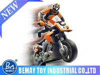 Infrared ray control stunting rc mini motorcycle nitro motorcycle