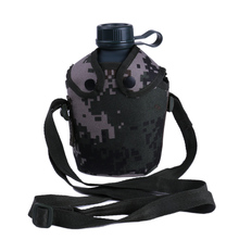 camouflage color bottle ,ML0099, pack travel waist belt bag