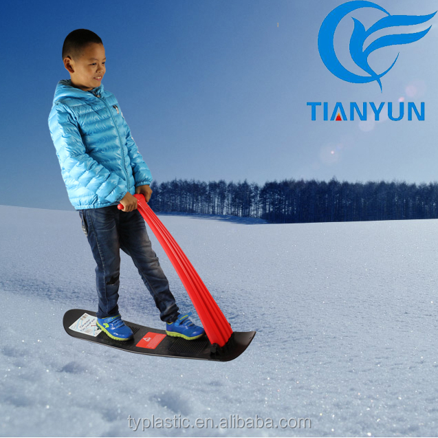 new design snow scooter for kids