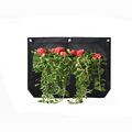 Hanging Green Living Vertical Wall Mounted Flower Planter Pot