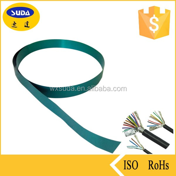 Cheap price EAA PE PET plastic coated steel tape strip for armor