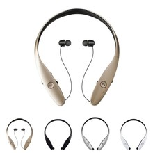 Neckband hbs 900 bluetooth headset with Mic Retractable Bluetooth Earphones