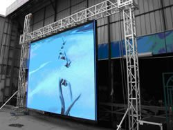 LED display rental China manufacturer/DIP led signs screen full color outdoor