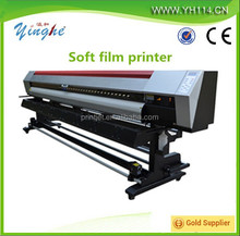 digital indoor ceiling material transparent soft film printer