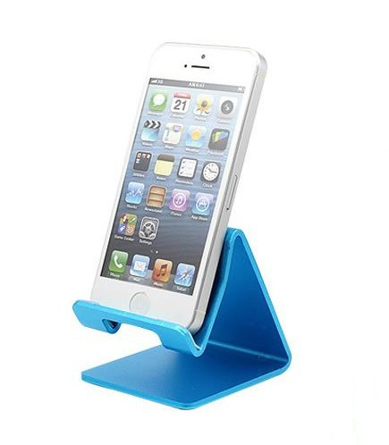 Universal Portable Aluminum Desktop Mobile Phone Metal Stands Holder For ipad/iphone/samsung