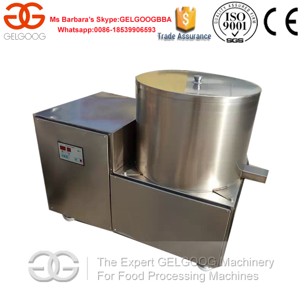 Fruit and Vegetable Dewater Machine/Potato Chips Centrifugal Dehydrator