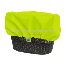Sample Free Bicycle Basket Cover/Rain Cover with Pu Caoted