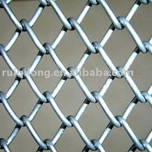 pvc coated chain link fence(main products)
