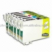 Compatible ink cartridge for Epson T0921 to T0924 BK C M Y Use for inkjet printer Epson C91 CX4300 CX5600