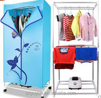 Mini clothes dryer