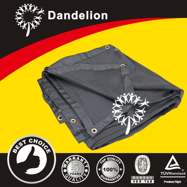 10 ft. x 12 ft. Mesh All Purpose/Weather Resistant Tarp