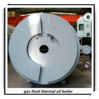 industrial thermal fluid heater boiler