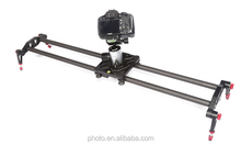 LW-CB01 New Pro Carbon Fiber Portable 80cm Video Camera Track Slider Dolly Stabilizer System for DSLR Canon Nikon Camcorders