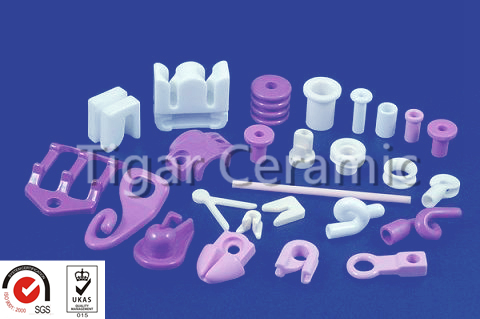 Textile Machinery Ceramic Parts With Super Performance And Long Working Life