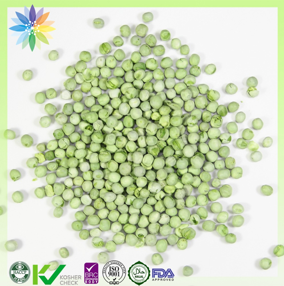 freeze dried pea for outdoor sports
