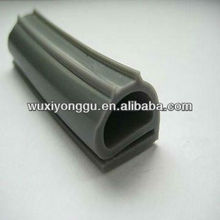 Oven door rubber seal