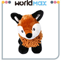 Festival Gift Plush Fox Wild Animal Baby Toy