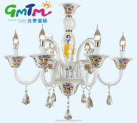 2015 New Design Wholesale From China Snow White Chandelier