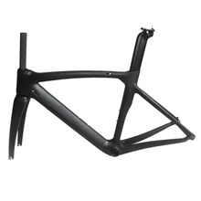 New Style R29 Di2&Mechanical racing bike carbon fiber road bike frame fork seatpost UD Matt
