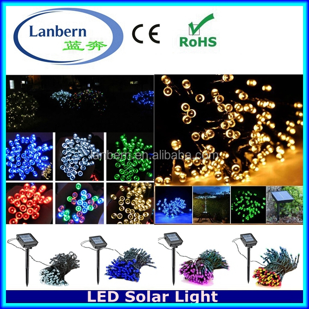 mini garland string lighting decorative lights twinkle colorful bulb twinkle star outdoor JD-SLS150