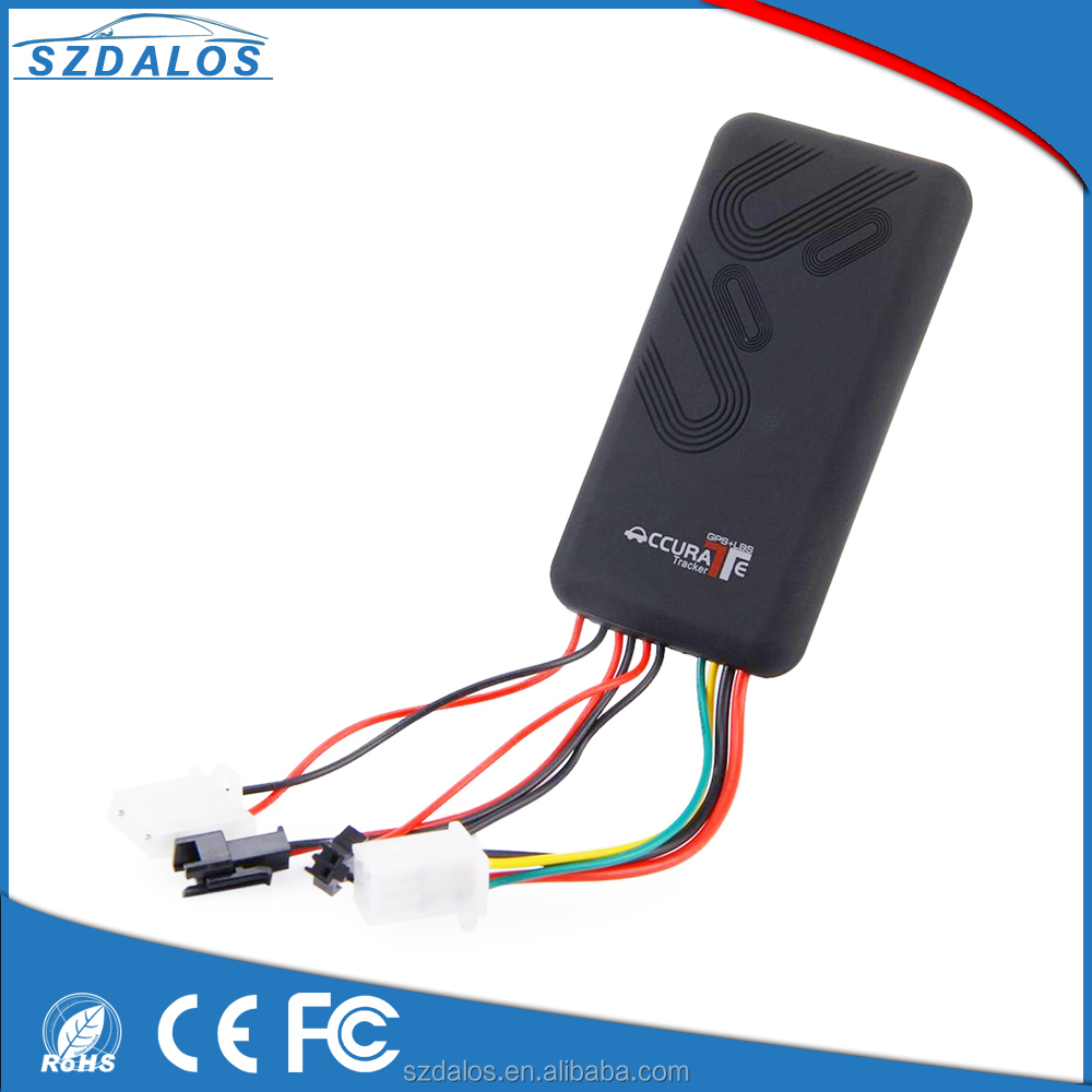 High quality two way communication GT06 vehicle moto gps tracker