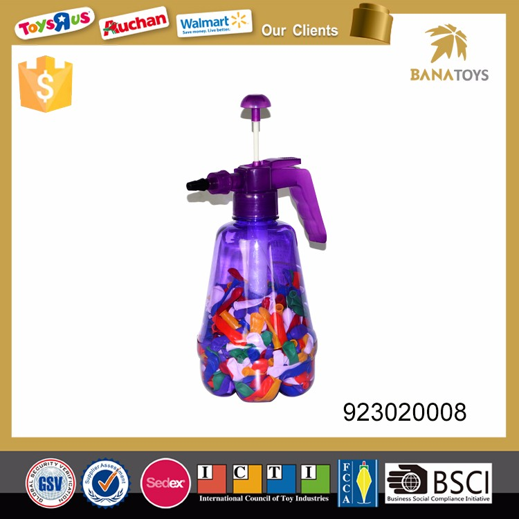 Low price colorful inflatable magic water balloon