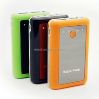 mobile power 7800mah portable power bank charger