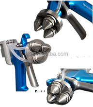 NO. SG3H chrome system liquid transfer spray painting gun by Liquid Image
