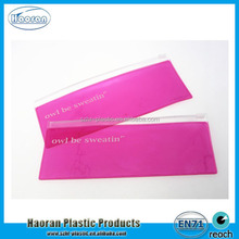 Wholesale China high quality clear vinyl pvc zipper bags