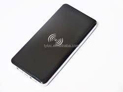 Portable Mobile Charger Powerbank 8000mah ,Qi Wireless Charger China Manufacturer