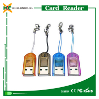 WOW!Cheapest price usb 2.0 all in one card reader driver usb 2.0 sim card reader