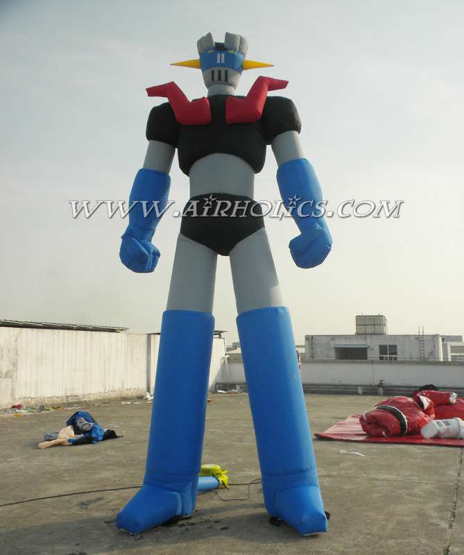 Inflatable Robot Giant Balloon Cartoons H3048