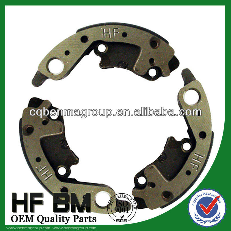 Indian Motorcycle Brake Pad TLM110 HF BM, High Quality Motorcycle Clutch Parts Factory Direct Sell