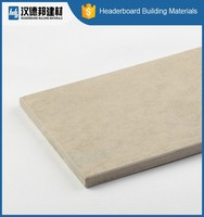CE and AS standard fireproofing waterprooding fiber cement wall sheet, exterior wall cladding