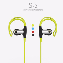2017 mobile phone accessories high quality fashion in-ear stereo wireless earphone, wireless headphone for sport